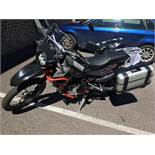 SWM SuperDual 600 X GT Pack motorcycle, Year of Manufacture: 2019, VIN: ZN0B400ABKV000453,