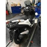 Peugeot Pulsion 125 moped, Unregistered and no certificate of conformity held, VIN: