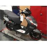 Peugeot Kisbee 50 RS 4T moped, Unregistered and no certificate of conformity held, VIN: