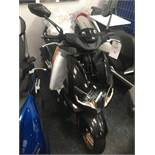 Peugeot Speedfight 4 125 LC moped VIN: VGAF2AGJAGJ000019 (spares or repair, cannot be registered)
