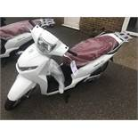 Peugeot Belville 200 Allure moped, Unregistered and no certificate of conformity held, VIN: