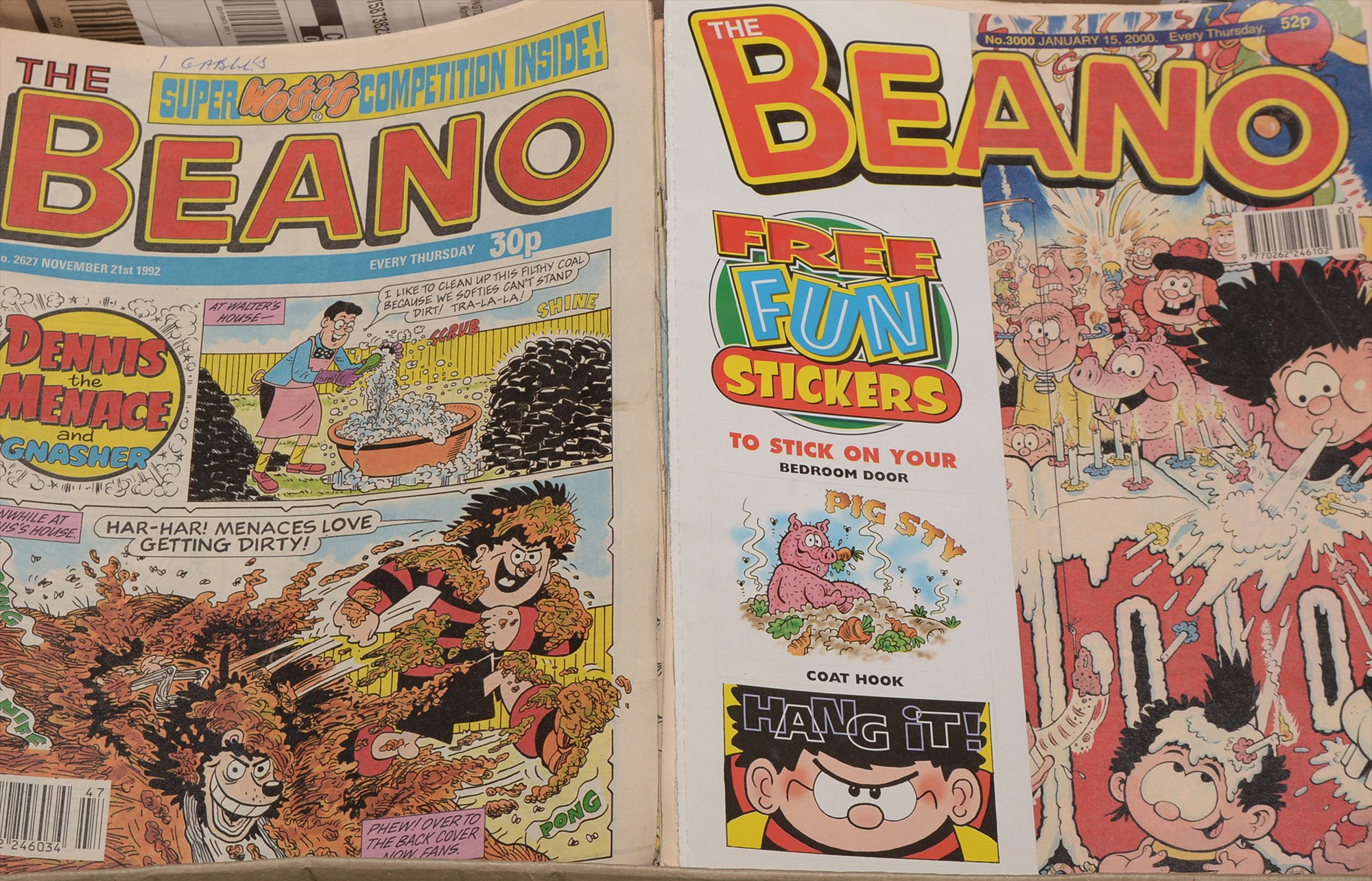 The Beano Comic