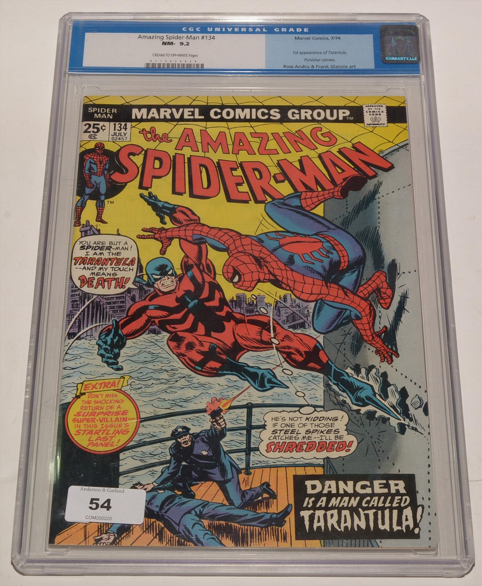 Amazing Spider-Man No. 134
