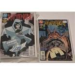 Batman & Robin Adventures No's. 1-24; and sundry annuals/Man-Bat