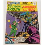 The Brave and The Bold Presents The Green Arrow and Manhunter Comic