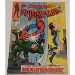 Amazing Spider-Man No. 59 comic.