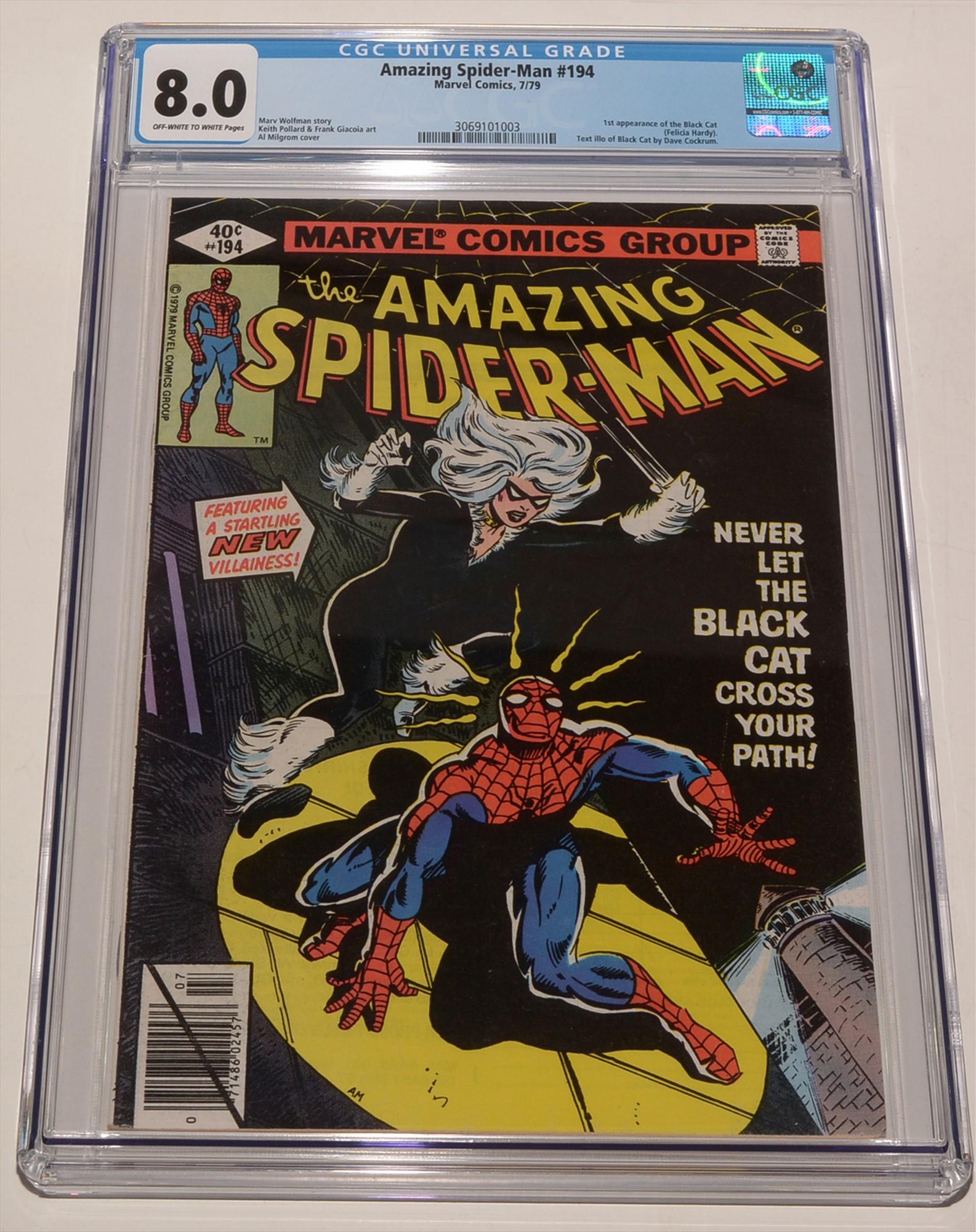 Amazing Spider-Man No. 194