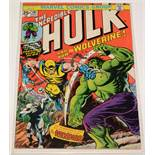 The Incredible Hulk.