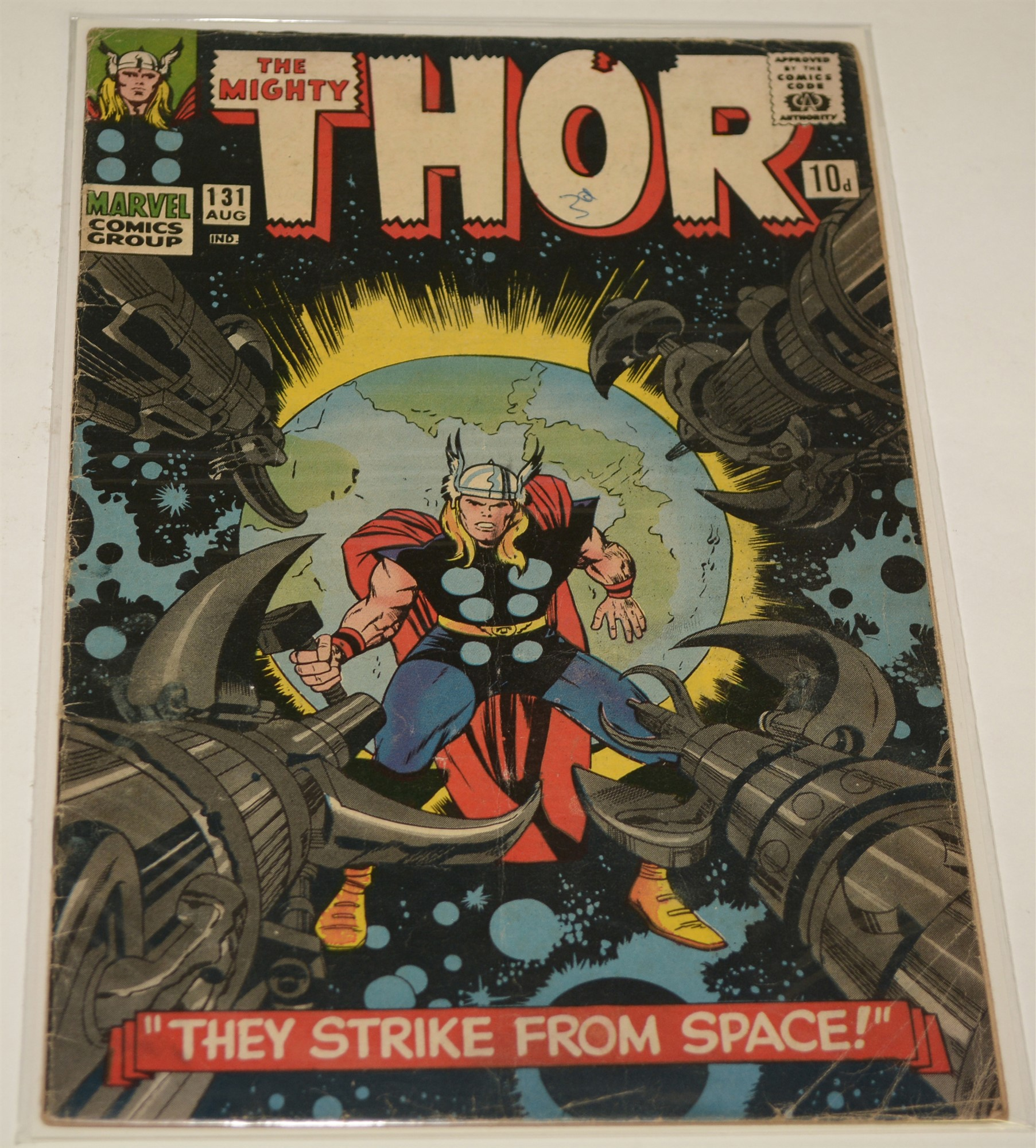 Journey into Mystery No. 99; and The Mighty Thor No. 131 - Image 2 of 2