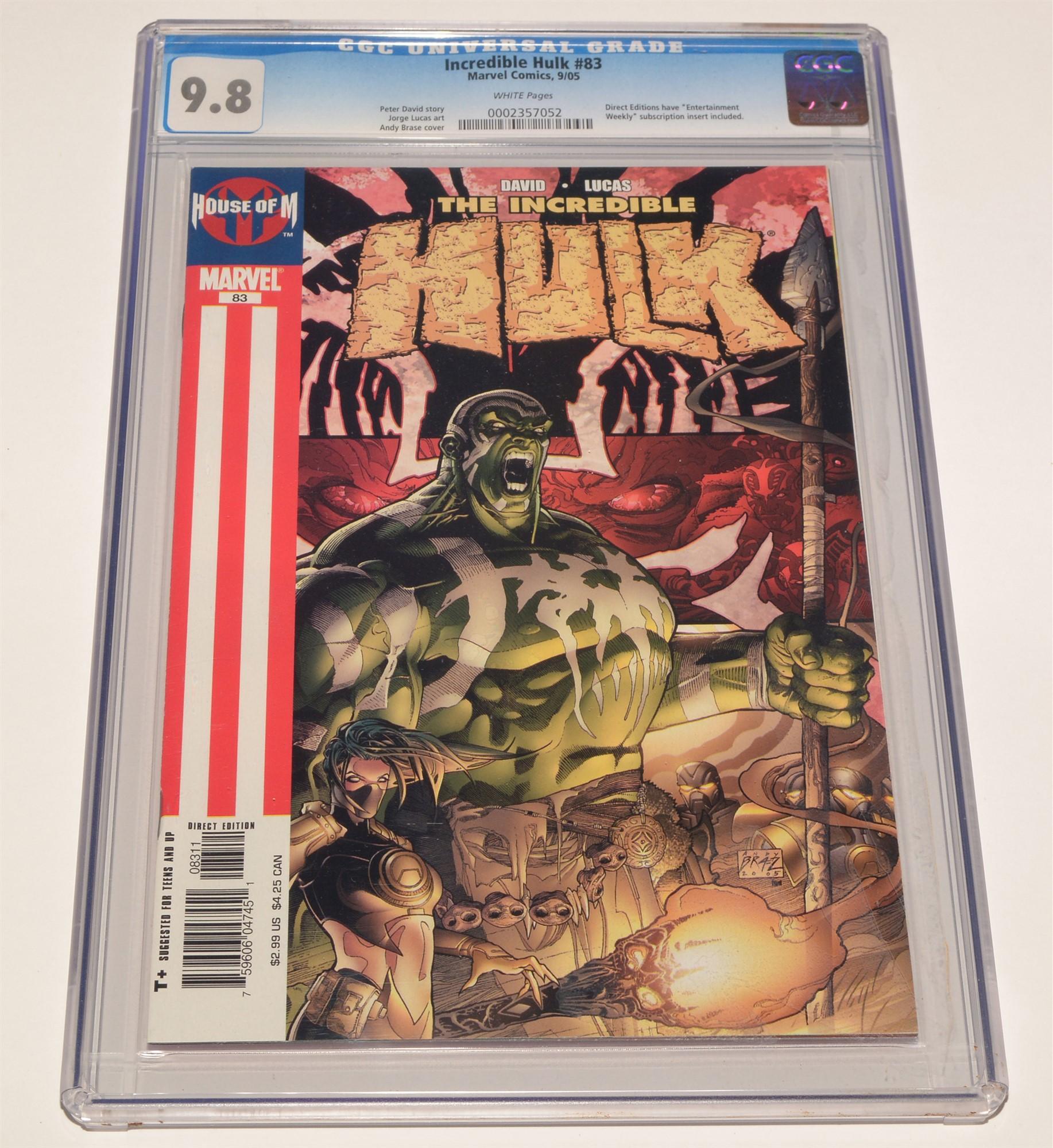 The Avengers No. 28 / Incredible Hulk No. 83 - Image 2 of 2