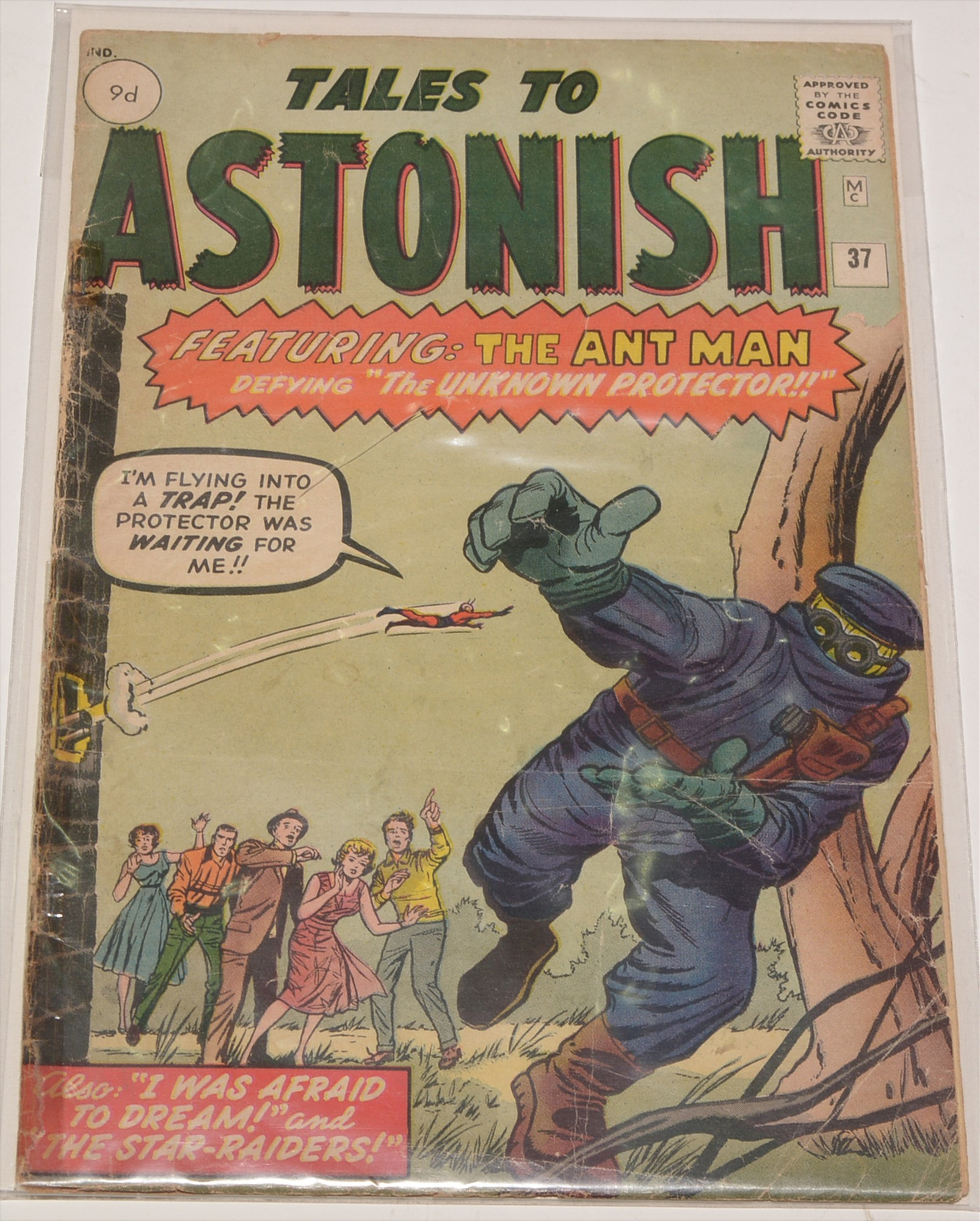 Tales to Astonish Comic