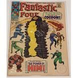 Fantastic Four No. 67. comic.