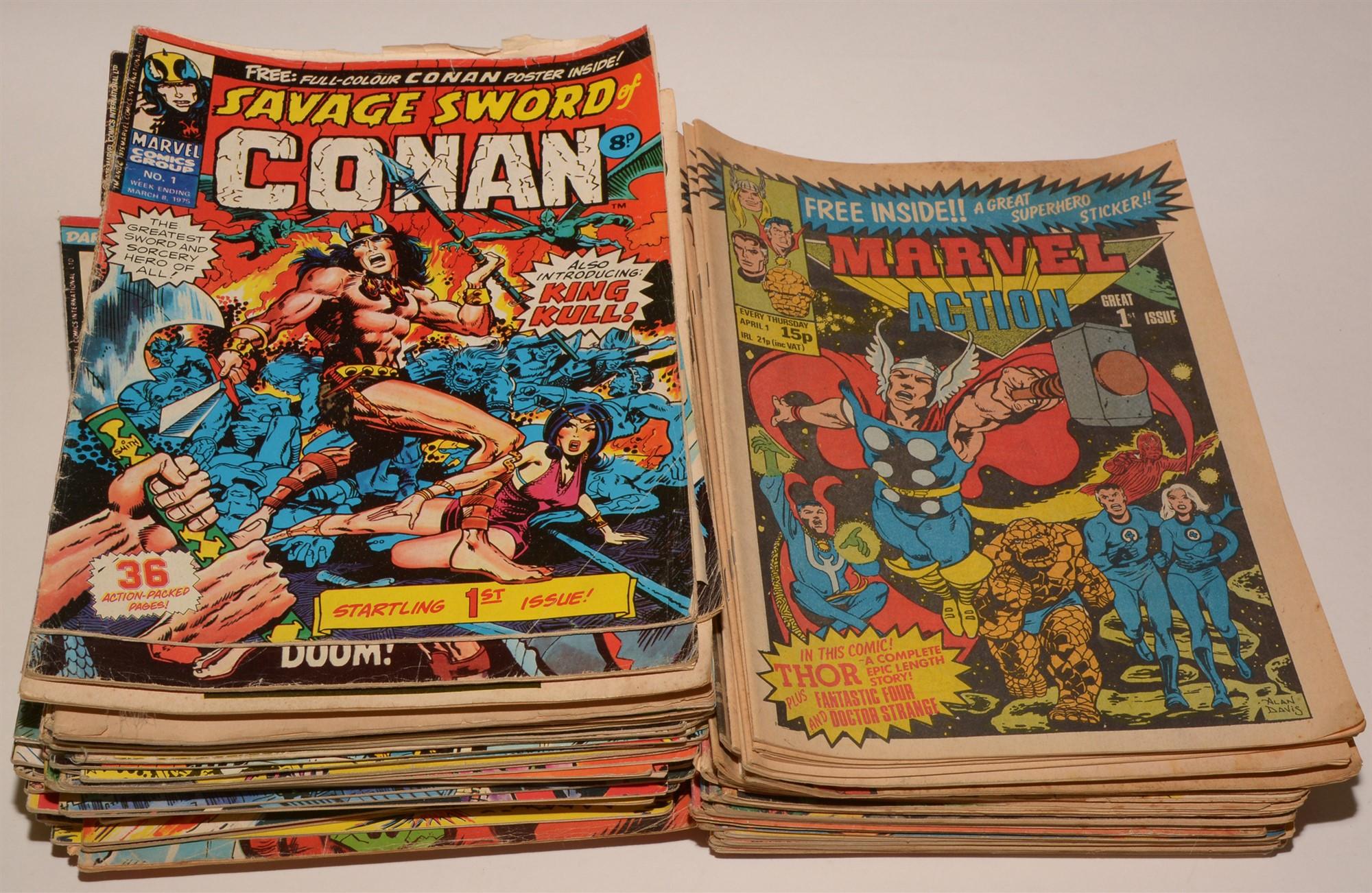 Marvel Comics - Image 2 of 3