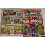 Batman 80 Page Giant No. 5, Silver Anniversary issue; together with Batman 100 Page Super