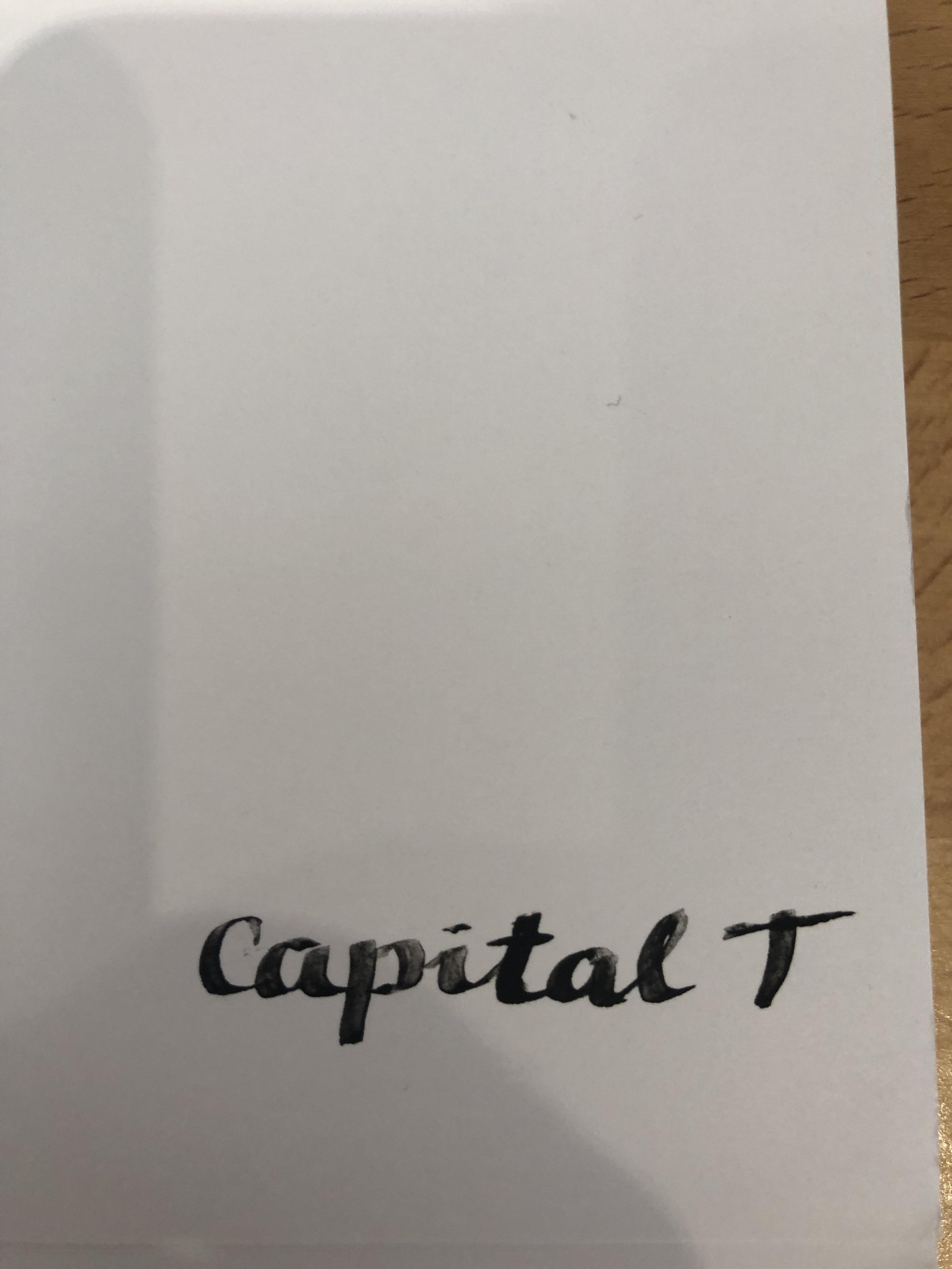 Lot 41 - Capital T Prints, set of 20 unnumbered.