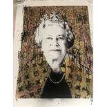 Endless Artist Limited Edition Print, Lizzy Vuitton Cost £2000