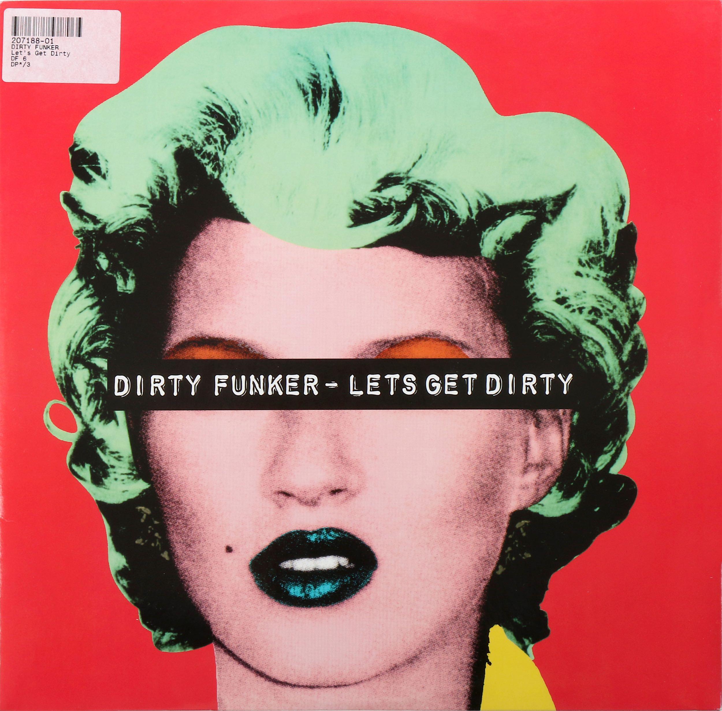 Lot 351 - Banksy (British b.1974), 'Dirty Funker - Let's Get Dirty', 2006