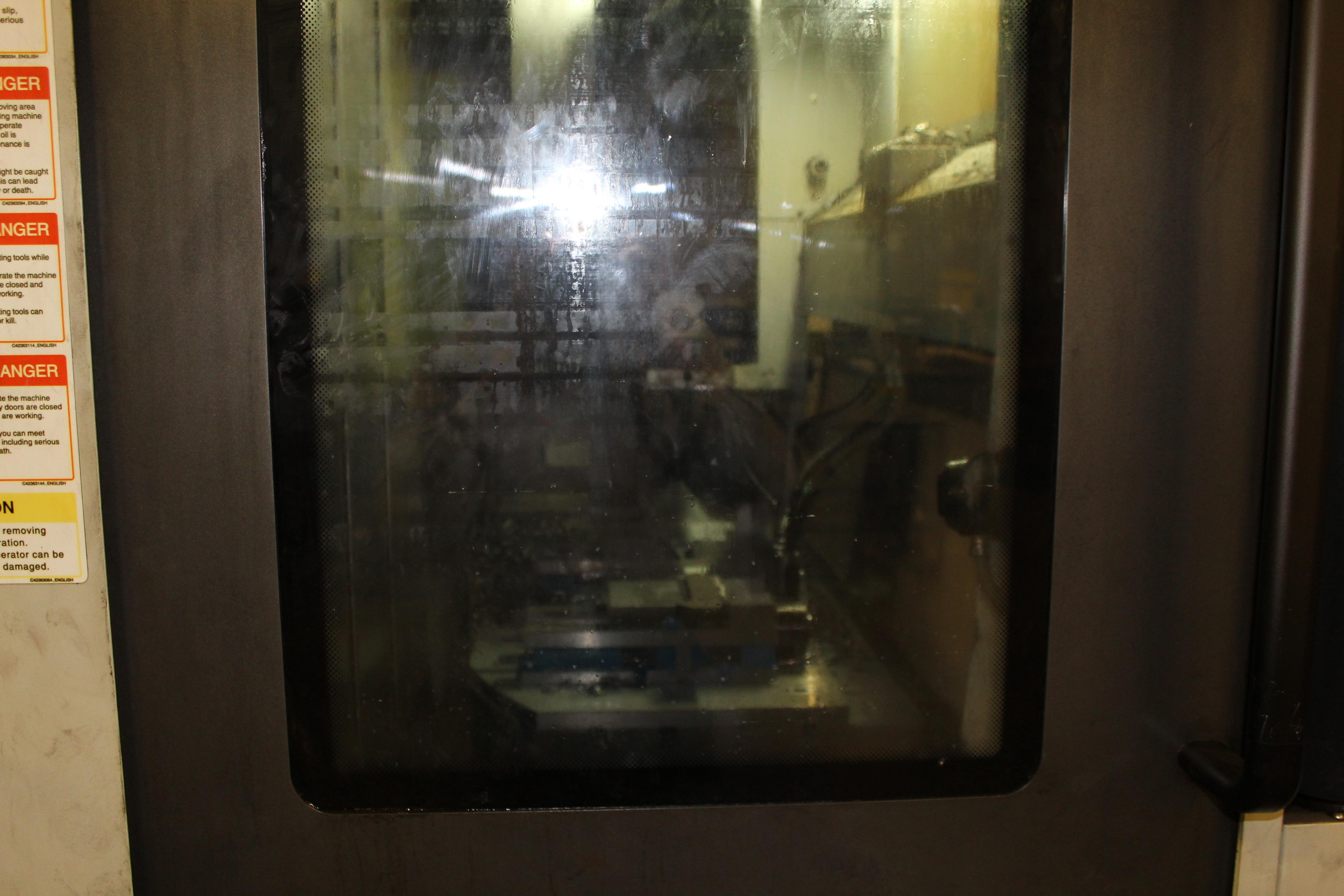 Doosan Model VC-500 VMC (2011), Fanuc 32iA, 20 HP, 10,000 RPM, 30 ATC, Chip Conv, 11,500 Approx Hrs - Image 8 of 8