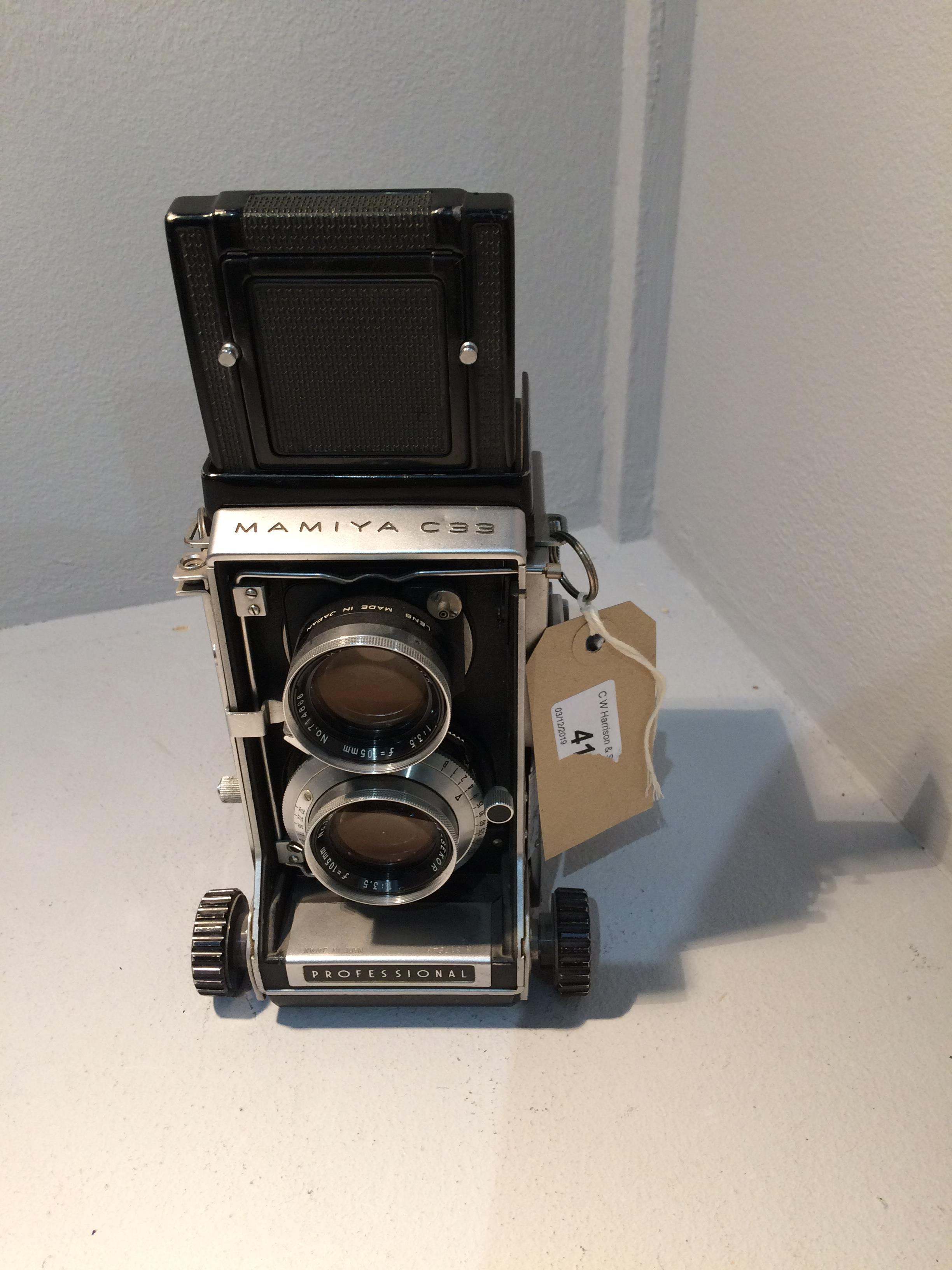 Lot 41 - Mayiya C33 Professional camera
