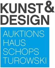 Kunst & Design Auktionshaus Schops Turowski