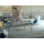 STEEL FABRICATED WORKTABLE