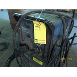 MIG WELDER, MILLER MILLERMATIC MDL. 250X, new 2001, 250 amp, built-in wire feeder, S/N LB125881