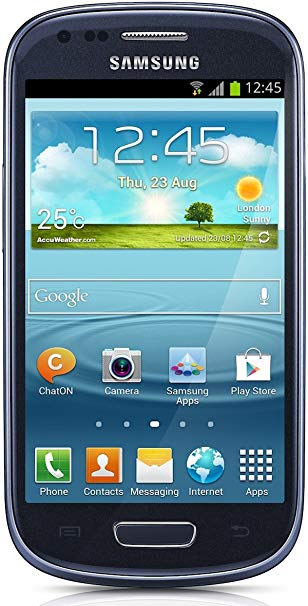 Lot 50061 - Grade A Samsung S3 Mini(I8190) Colours May Vary Item available approx 12 working days after sale
