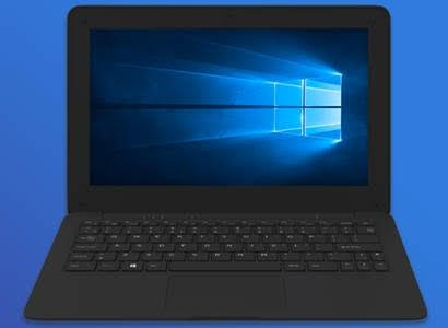 "Lot 50005 - V Grade A/B 11.6"" Notebook Laptop - Windows 10 Home - 2GB RAM - 32GB EMMC - Precision Touch Pad"