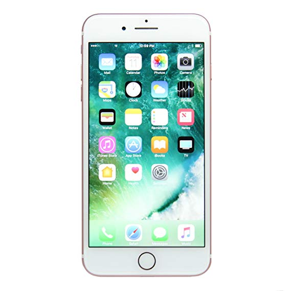 Lot 50032 - Grade A Apple iphone 7 plus 128GB Colours May Vary Touch ID Non Functional Item available approx 12