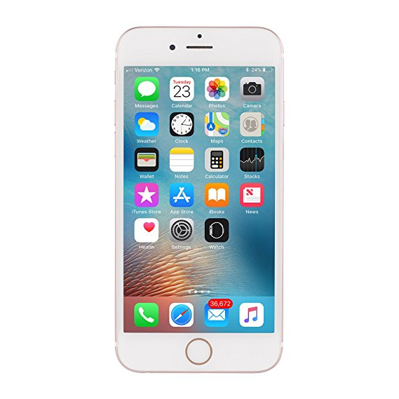 Lot 50030 - Grade A Apple iphone 6s 128GB Colours May Vary Touch ID Non Functional Item available approx 12