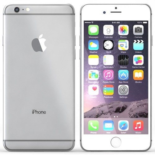 Lot 50029 - Grade A Apple iphone 6 plus 64GB Colours May Vary Touch ID Item available approx 12 working days