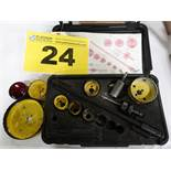 STARRETT, KV291, WHOLE SAW SET