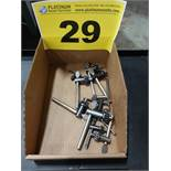 LOT OF DRILL CHUCK KEYS