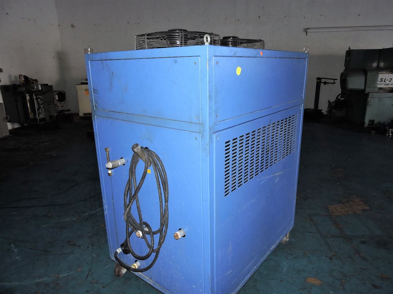 Lot 10 - INDUSTRIAL CHILLER 5 TON CAPACITY