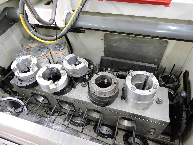 Lot 34 - SUNNEN CNC SV-10-D VERTICAL HONE; W/680 Kg Max. Workpiece Wt.; 2.25 KW (3HP) Spindle Motor; 0.75