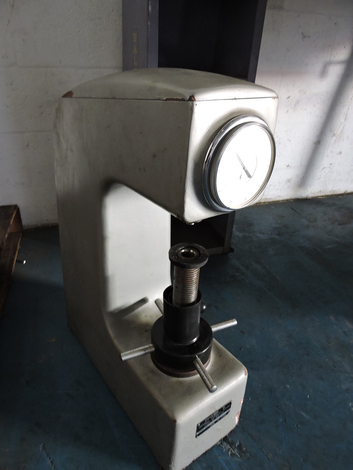 Lot 13A - ROCKWELL PHASE II HARDNESS TESTER