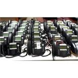 POLY COM PHONES IP-550 & SOUND STATION