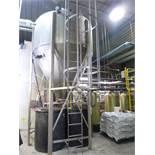 s/s brine hopper, 10-ton (boiler room)