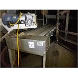 rotoscreen intermediate conveyor, s/s, 20 in. x 10 ft (Waste Transfer)