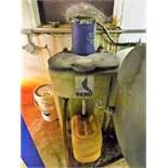 Beko oil/water separator, mod. Z545110 (north basement)