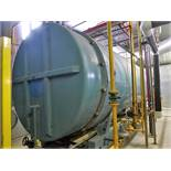 CleaverBrooks packaged boiler (no. 5), mod. CB700-600, ser. no. S-87418 (1994), 25,100,00 BTU, 400