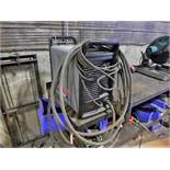 Hypertherm plasma cutter, mod. PowerMax1250, ser. no. 1250-014921(metal/wood shops)