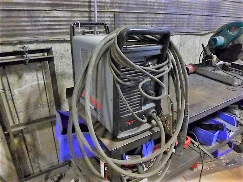 Lot 2273 - Hypertherm plasma cutter, mod. PowerMax1250, ser. no. 1250-014921(metal/wood shops)