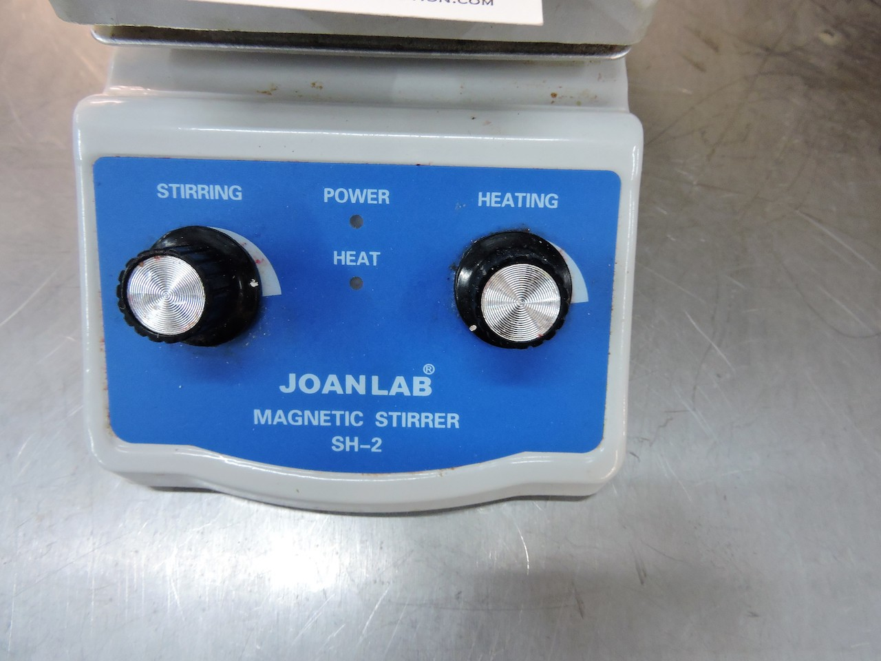Lot 19 - JOAN LAB MODEL SH2 MAGNETIC STIRRER