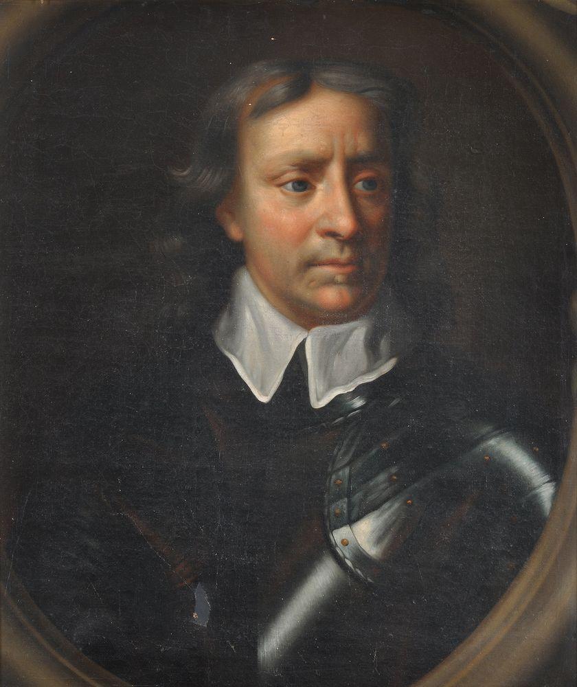 After Samuel Cooper Portrait of Oliver Cromwell (1599-1658)