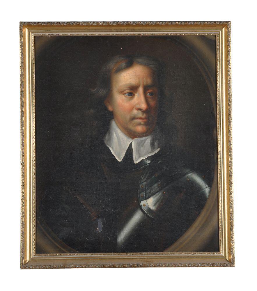 After Samuel Cooper Portrait of Oliver Cromwell (1599-1658) - Image 2 of 3