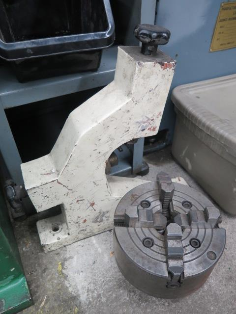 "Lion C11MT 20"" x 46"" Geared Head Gap Bed Lathe s/n 17047 w/ 19-2400 RPM, Taper Attachment, - Image 14 of 16"