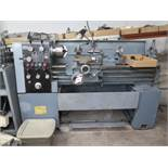 "1996 Jashico FEL-1340G 13"" x 40"" Geared Head Gap Bed Lathe s/n 961232 w/ 65-2000 RPM, Inch/mm"