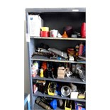 CABINET w/ CONTENTS