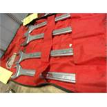 ATD 4-PIECE JUMBO COMBINATION WRENCHES; 2 1/8'' TO 2 1/2''